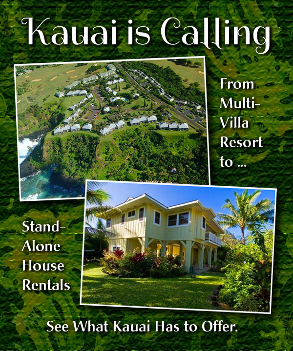 Kauai Is Calling