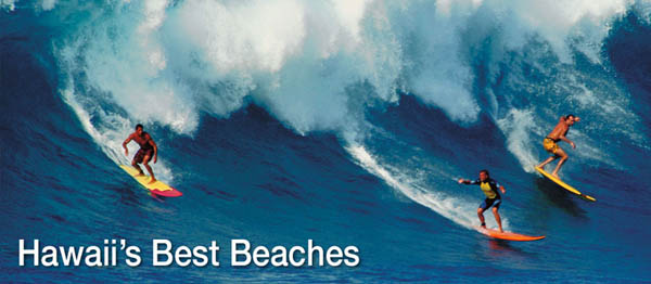 Hawaii's Best Beaches