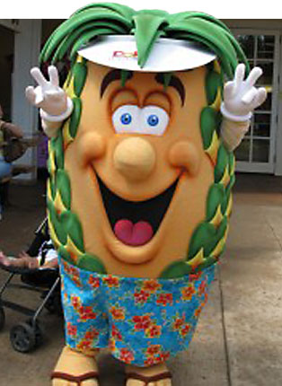 Dole's Pineapple Pete