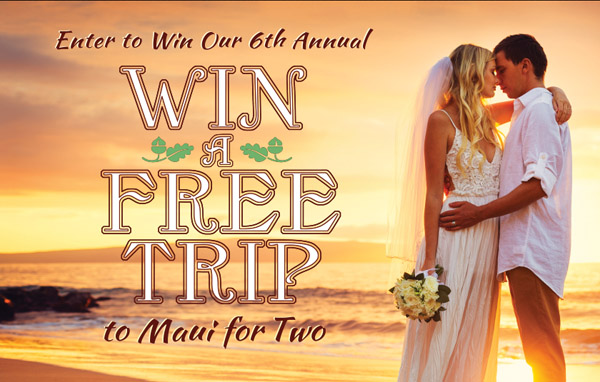 Win a Free Trip to Maui for Two