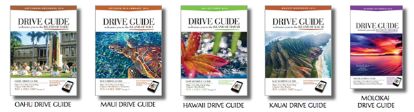 The Hawaii Drive Guides
