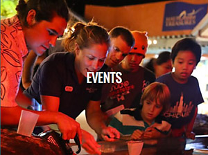 Events at Maui Ocean Center