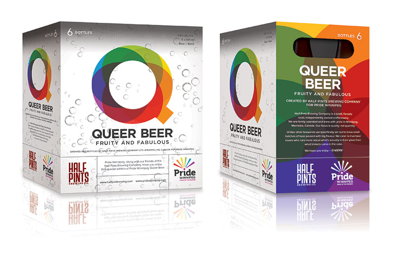 cases of queer beer
