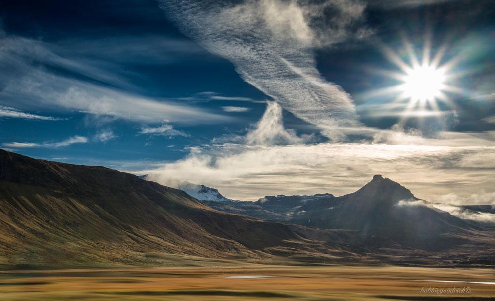 Iceland Sunshine