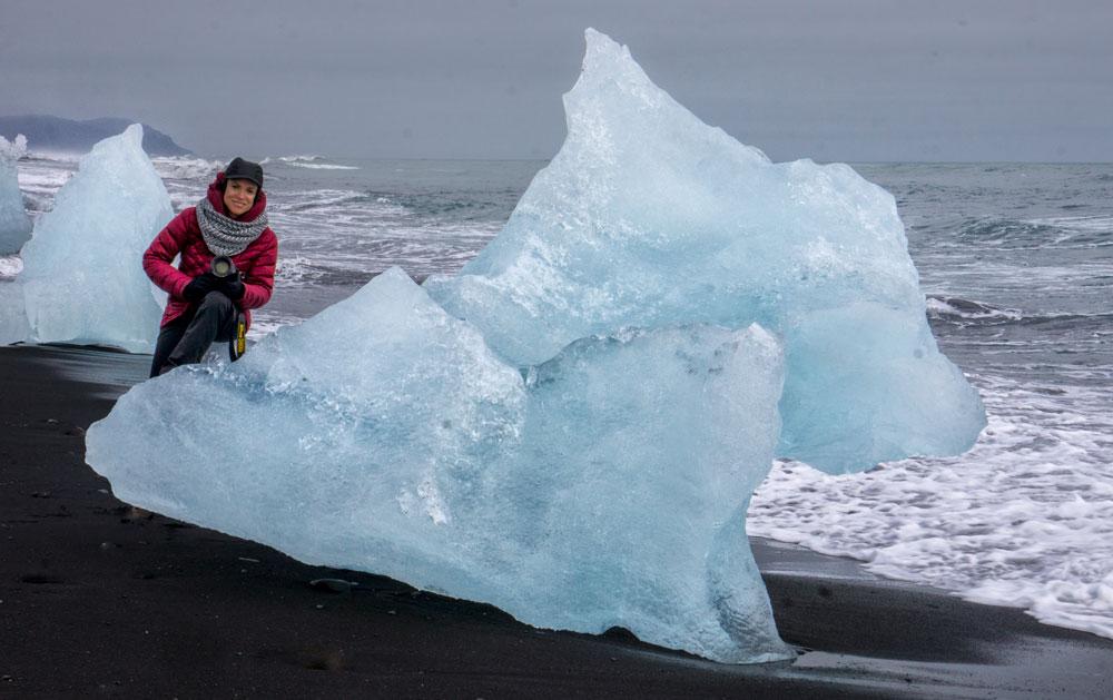 Bobbie Goodrich, Iceland