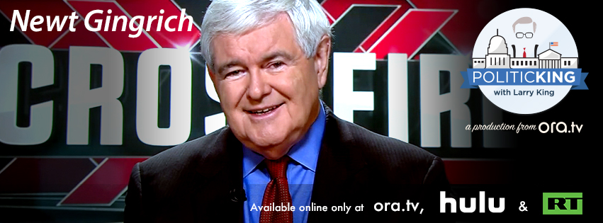 Newt Gingrich on #Politicking
