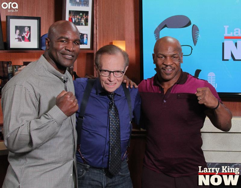 Larry, Tyson, Holyfield