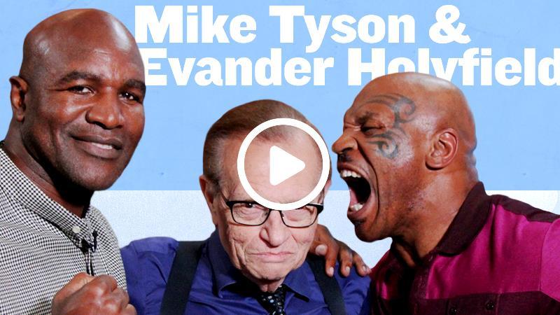 Holyfield & Tyson
