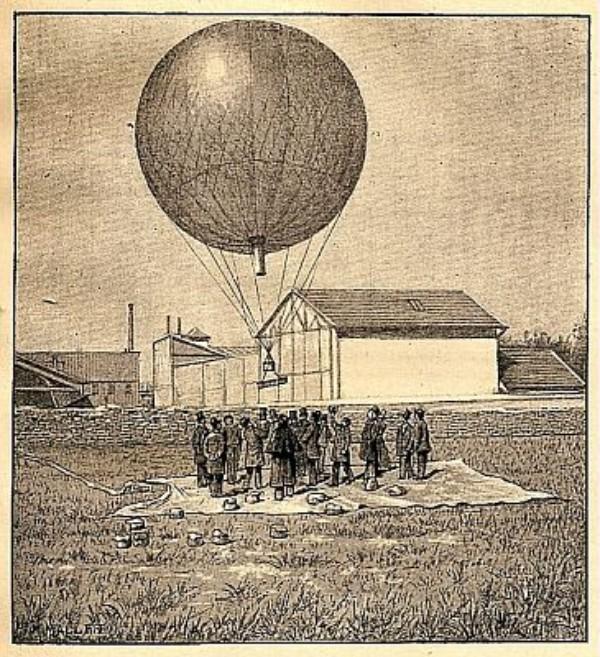 ballon meteo