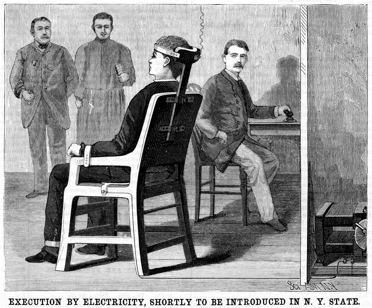 Chaise electrique
