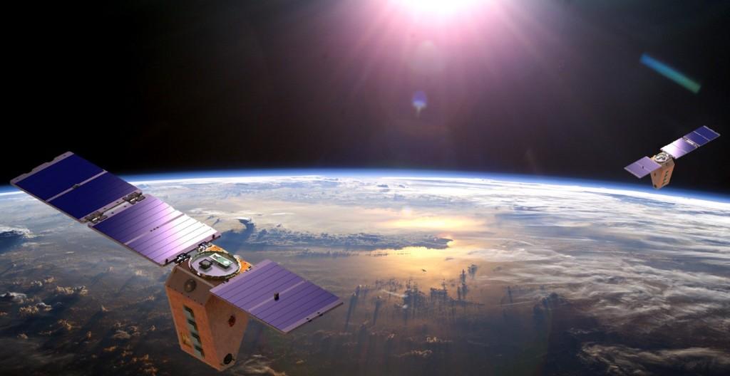 satellite meteo