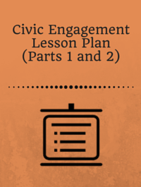 Civic health lesson plans parts 1 and 2