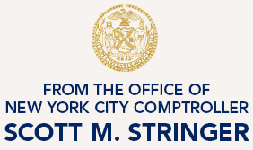 New York City Comptroller Scott M. Stringer