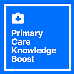 Primary Care Knowledge Boost podcast