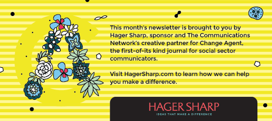 A message from Hager Sharp