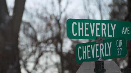 Cheverly Non-Intervention Ordinance