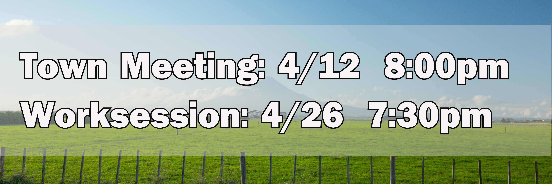 April Update