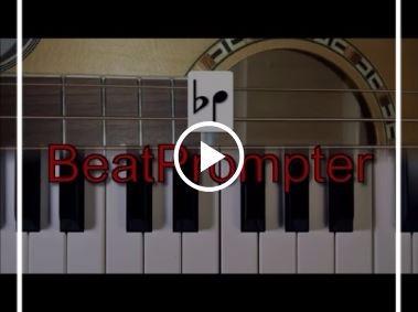 BeatPrompter in action!