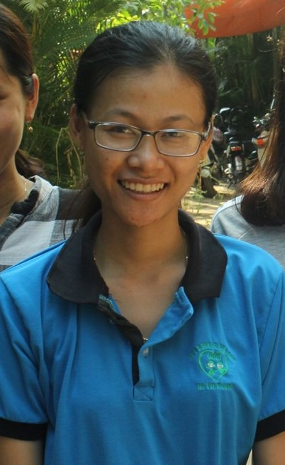 Chances for Children International supports education of deaf children in Vietnam.