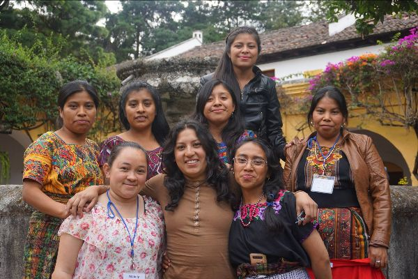 Chances for Children International provides university sponsorships for young Guatemalan women