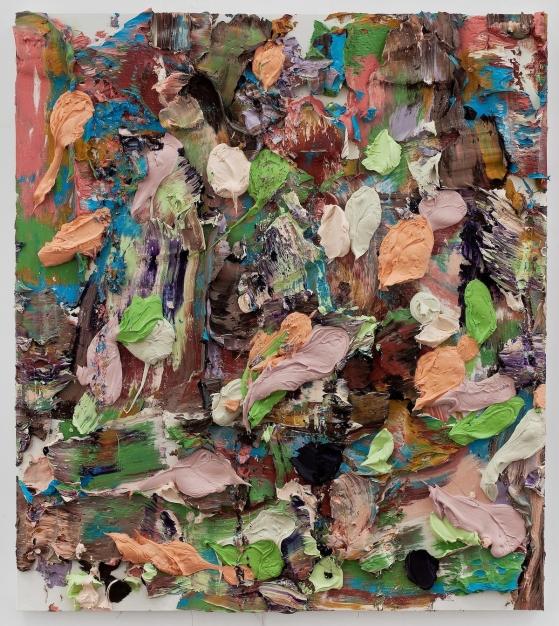LUXEMBURGO & DAYAN APRESENTA tinta espessa , Uma exposição de obras POR JEAN Fautrier , FRANZ WEST, e Zhu jinshi