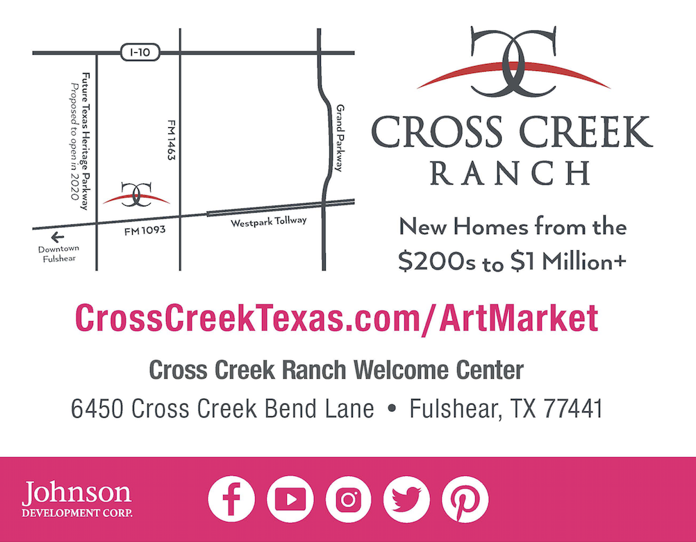 Cross Creek Ranch Map