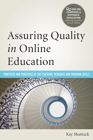 Assuring Quality in Online Education book cover