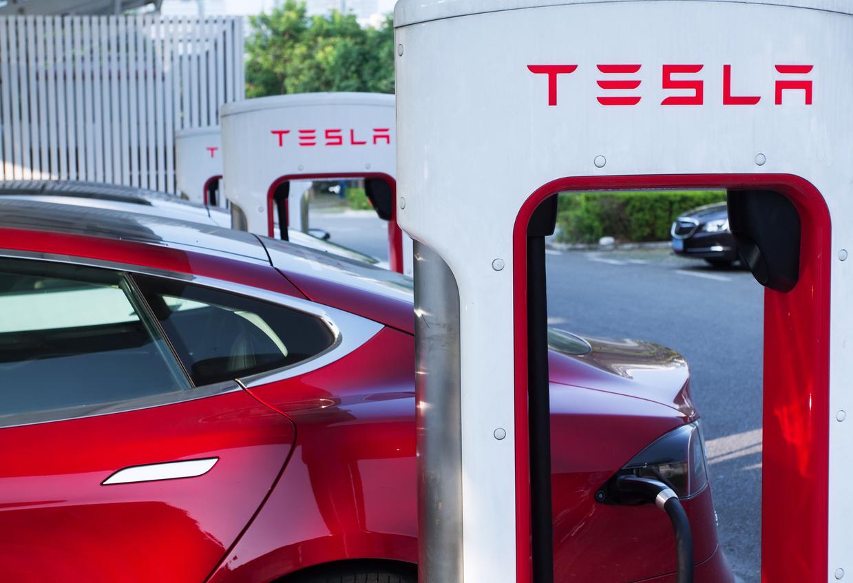 GOLDMAN: It looks like demand for Teslas has peaked