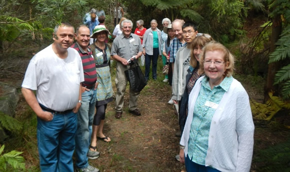 Bushcare Site Tours