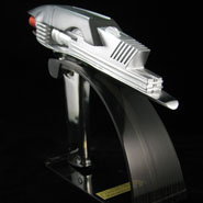 Star Trek (2009) Metal-Plated Phaser Replica