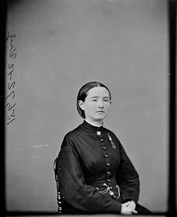 Portrait of Dr. Mary Walker
