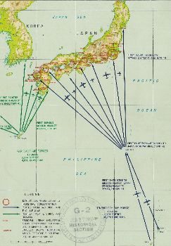 Japan Bombing Operations Rough Draft