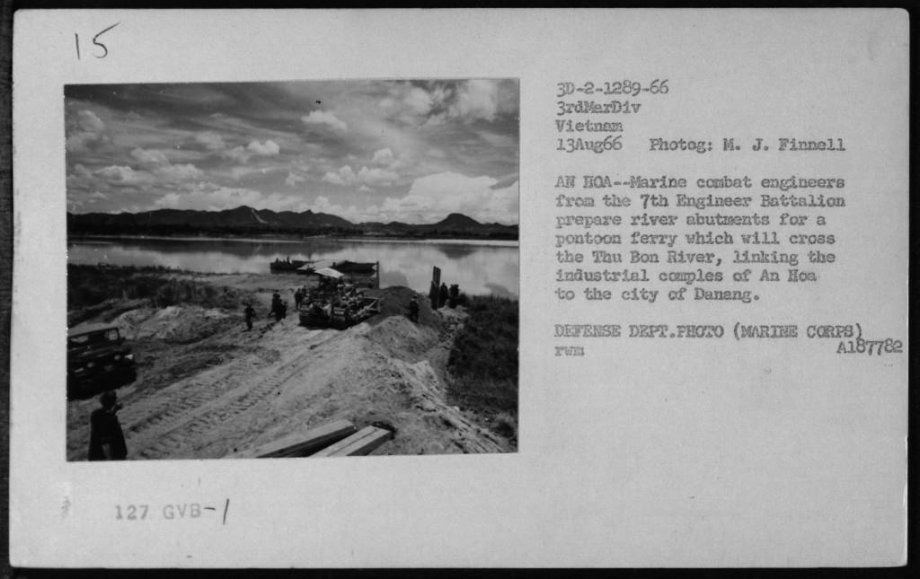 1 - Aerials - An Hoa - August 13, 1966, 8/13/1966