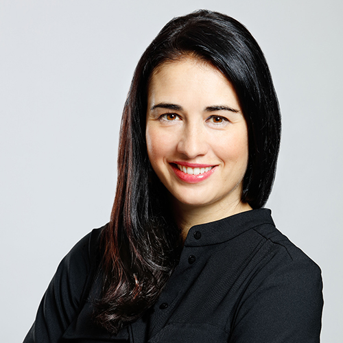 Marion Gartner im Portrait