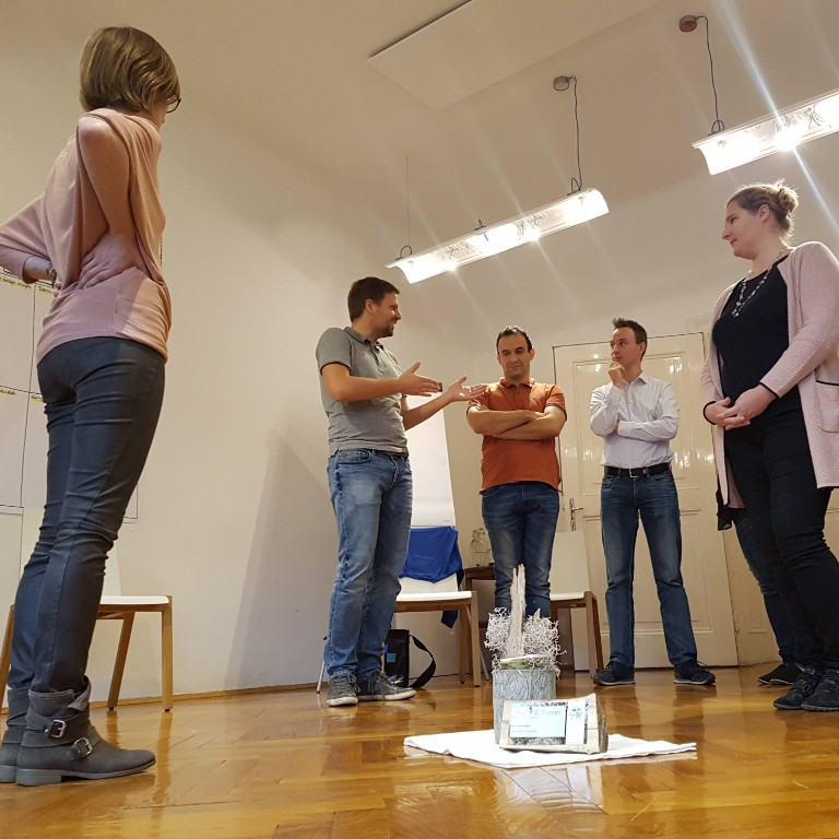 Agile Leadership Lab Graz