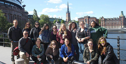 MC students in Copenhagen