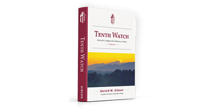 """""""Tenth Watch"""" book cover"""