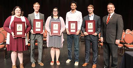 Outstanding Senior finalists