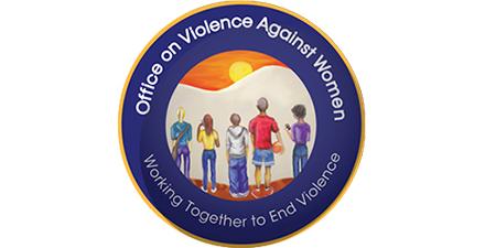 Seal for DOJ Office on Violence Against Women