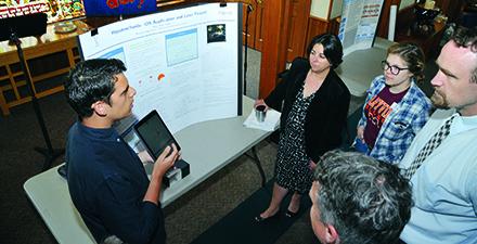 Undergraduate Research Presentation