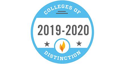 Colleges of Distinction logo