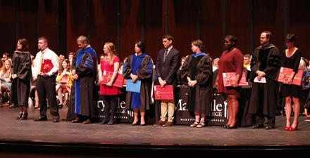 Outstanding Senior Finalists photo