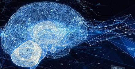 Neuroscience illustration
