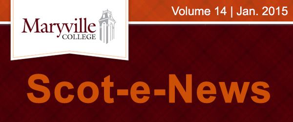 Scot-e-News | Volume 14 | Jan. 2015