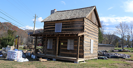Isaac Anderson Cabin