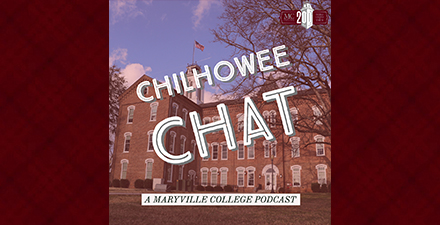 """""""Chilhowee Chat"""" graphic"""