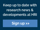 Keep up to date with research news & developments at HRI