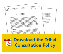 Download the tribal leader policy