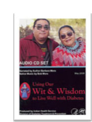 Cover for Using Our Wit and Wisdom to Live Well With Diabetes