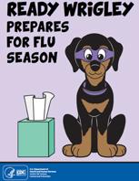 Ready Wrigley Prepares for Flu Season